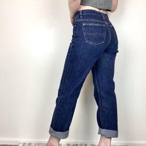 Tommy Hilfiger | Vintage High Rise Tapered Jeans